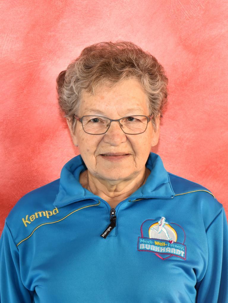 Elfriede Burkhardt